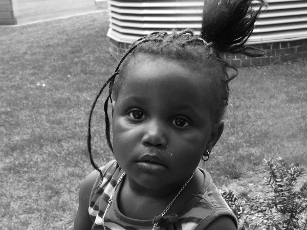 25 Adorable Hairstyles For Little Black Girls - Slodive-2001