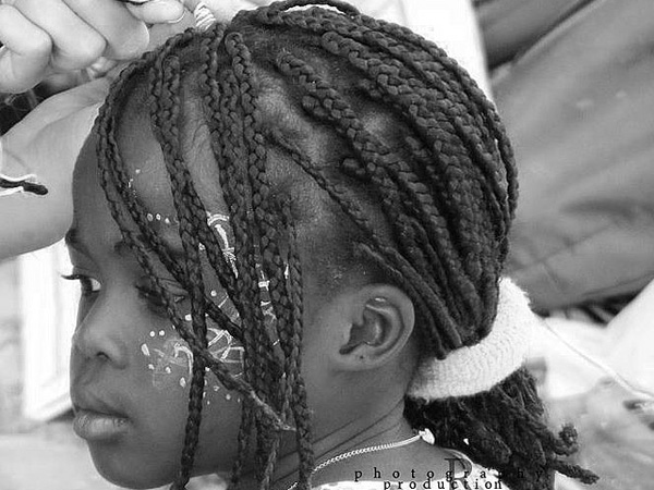lovely little girl 25 Adorable Hairstyles For Little Black Girls