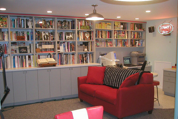 The Readers and Writers Nook