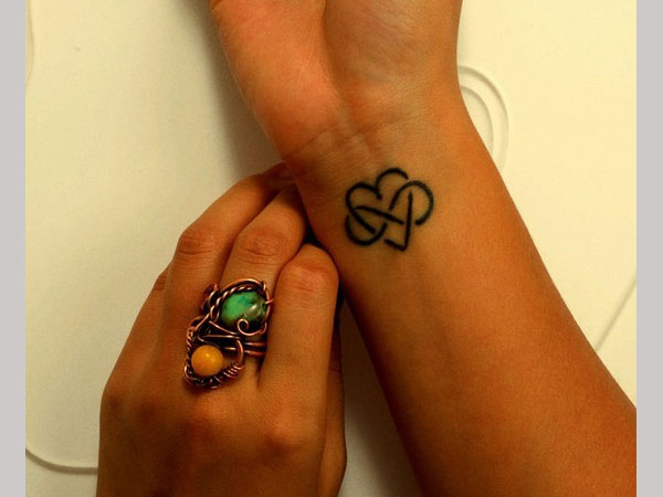 infinity 25 Fascinating Infinity Love Tattoo