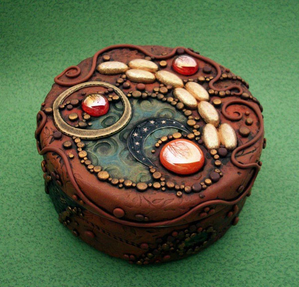 Chocolate Motif Box