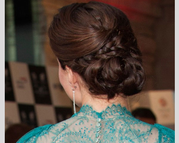 back view 25 Elegant Kate Middleton Haircut