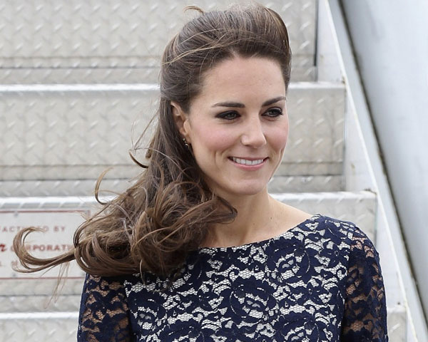 kate middleton haircut 25 Elegant Kate Middleton Haircut