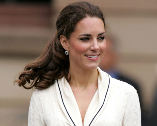 kate middleton 25 Elegant Kate Middleton Haircut