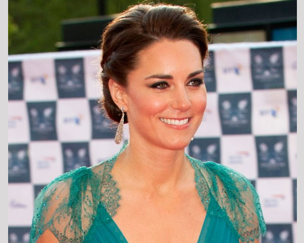 updo hairstyle 25 Elegant Kate Middleton Haircut