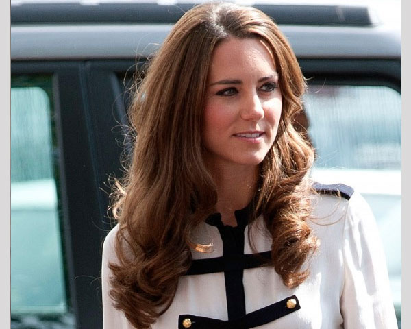voluminous hair 25 Elegant Kate Middleton Haircut