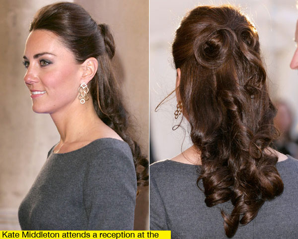 war museum 25 Elegant Kate Middleton Haircut
