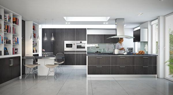 Stylish Kitchen Pantry Idea