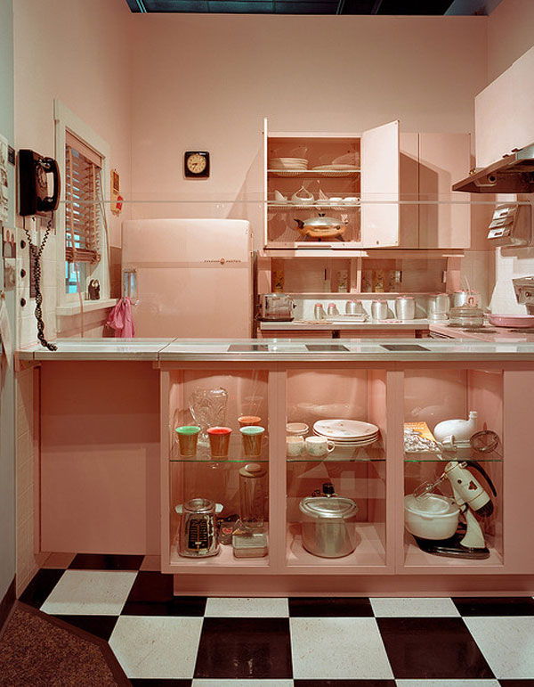 Pink Love Kitchen