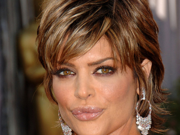 lisa rinna sexy picture 25 Breathtaking Lisa Rinna Hairstyles