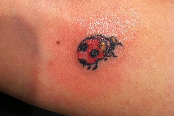 Little Red Tattoo