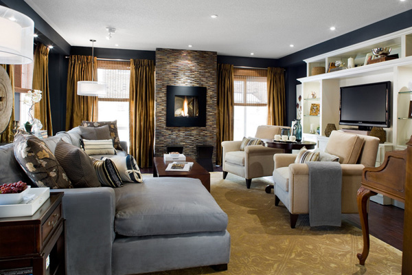 comfortable living room 30 Excellent Living Room Paint Color Ideas