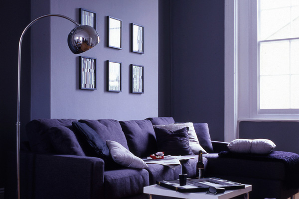 grey living room 30 Excellent Living Room Paint Color Ideas