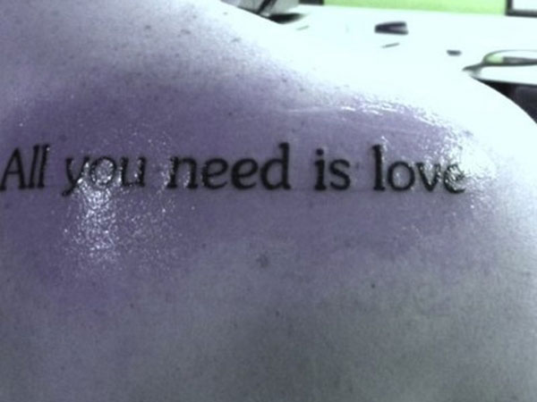 Simply Love Tattoo