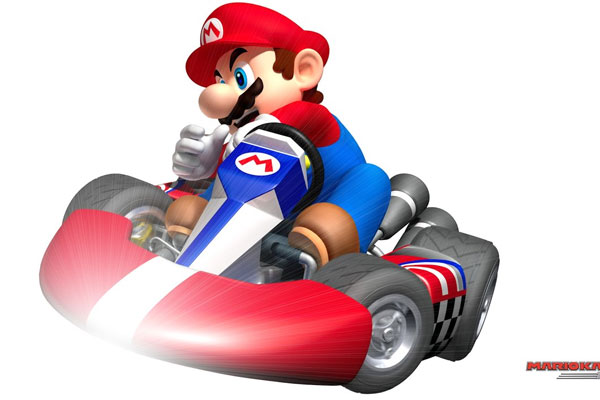 Mario Red And Blue Wallpaper
