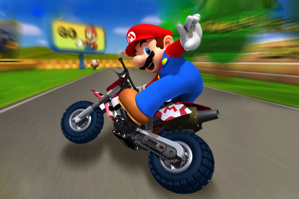 Mario Race Pictures