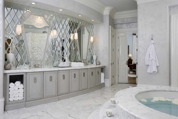 opulence and style - Master Bathrooms Designs