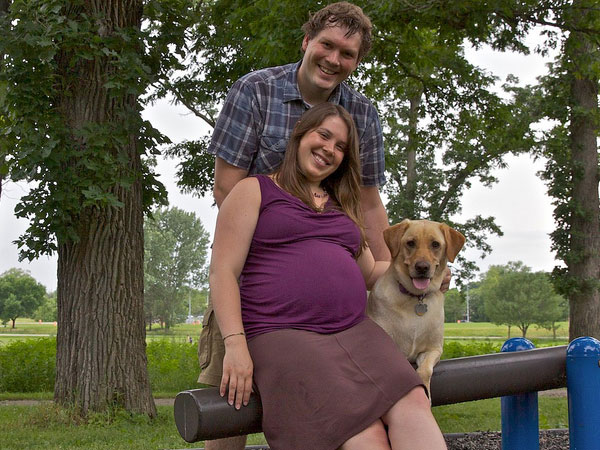 olin turville park 35 Awe Inspiring Maternity Picture Ideas