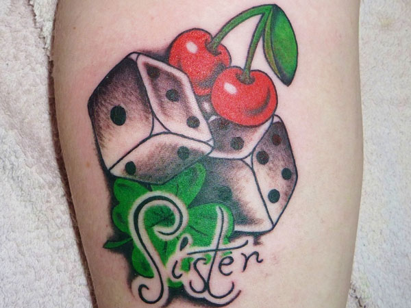 calf tattoo 25 New School Tattoos You Can Have On You