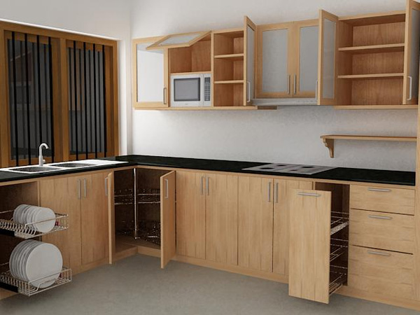 Mashup Kitchen Pantry