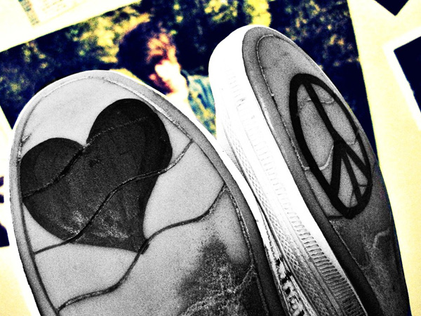 Peace on the Sole