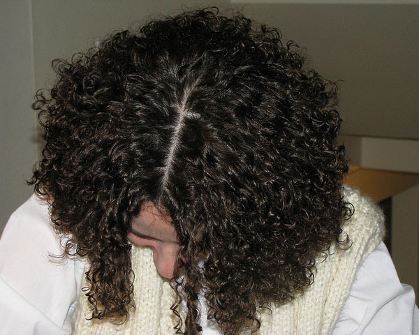 rod spiral perm 25 Pretty Permed Hairstyles