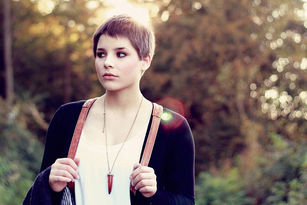 nice pixie cuts 25 Oustanding Pixie Cuts For Round Faces