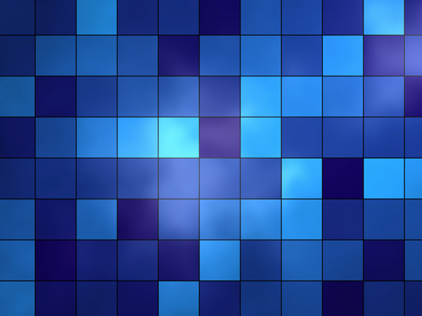 blue tiles 25 Striking Plain Backgrounds