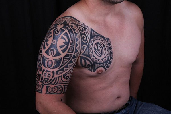 Polynesian Tattoos - 35 Great Collections | Design Press