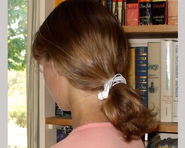 earbuds hair tie 25 Fabulous Protective Hairstyles