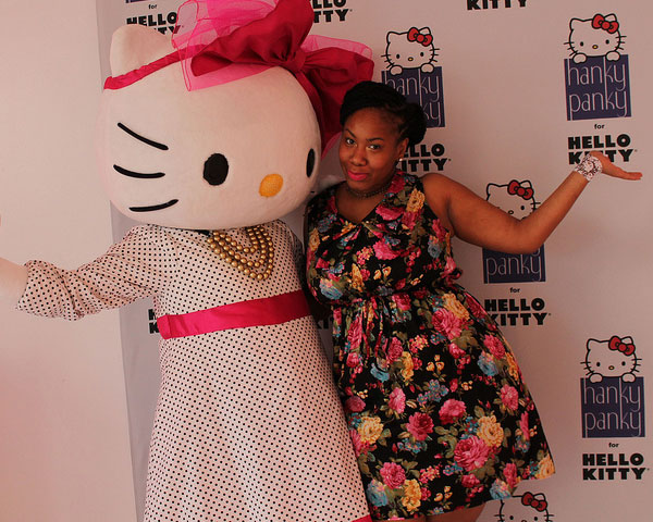 hello kitty 25 Fabulous Protective Hairstyles