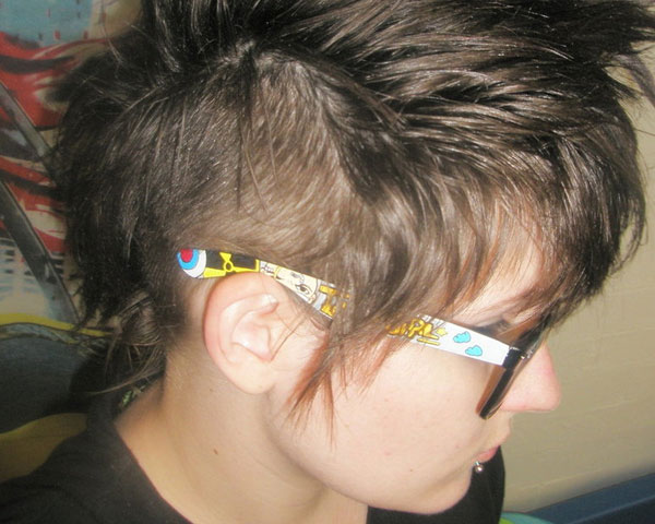 Punk Hairstyles 35 Exceptional Collections Design Press
