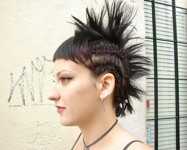 patricia pseudo punk 35 Exceptional Punk Hairstyles