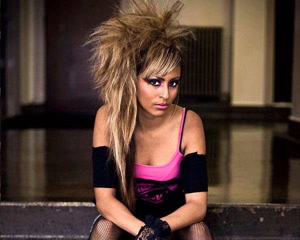 punk rock 35 Exceptional Punk Hairstyles