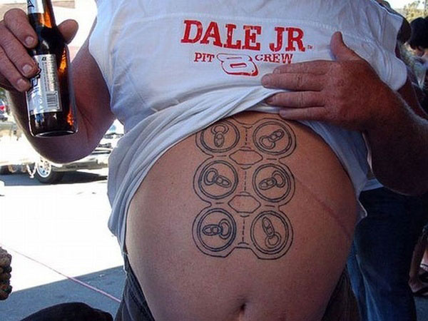 new tattoo 20 Astounding Redneck Tattoos