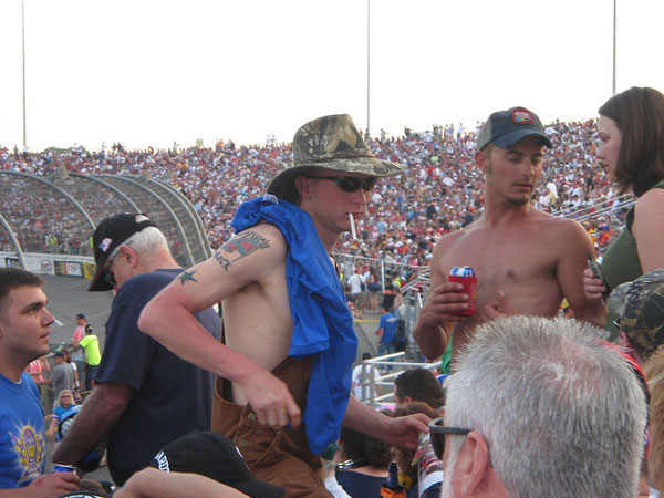 stadum reneck boys 20 Astounding Redneck Tattoos