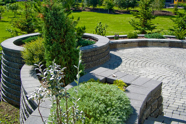 Retaining Wall Expression