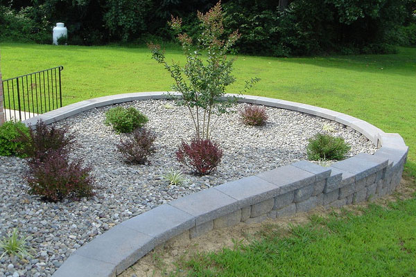 Retaining Wall Design Ideas 25 best ideas about retaining wall gardens on pinterest retaining walls garden retaining wall and retaining wall design Retaining Wall Step By Step