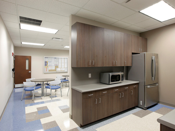 office break room ideas. Partition Wall \u0026 The Cabinets Office Break Room Ideas
