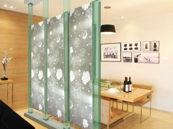 Designed Glass Partitions