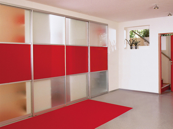sliding partition 25 Encouraging Room Partition Ideas