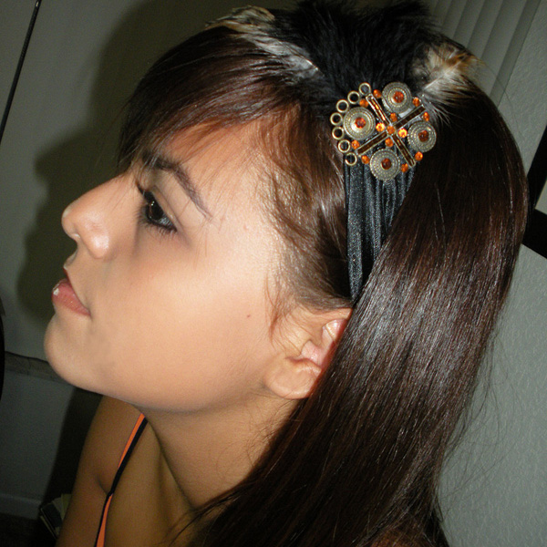 Sweet Side Hairstyle