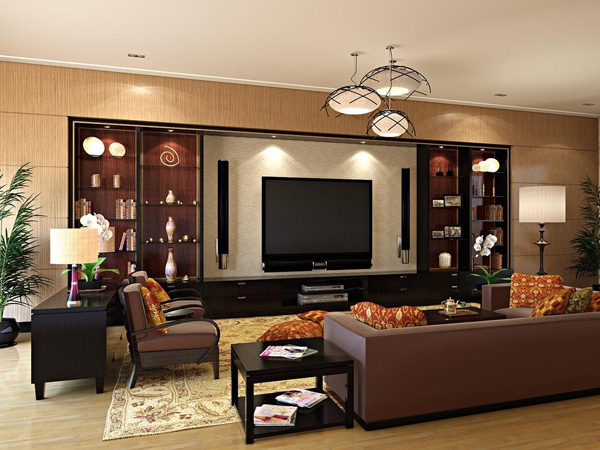 Redesigned Sitting Room