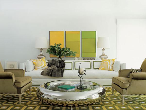 Sitting Room Mirroring