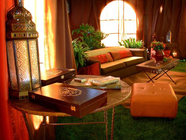 Arabian Sitting Room