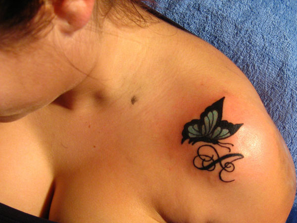 My Butterfly Tattoo