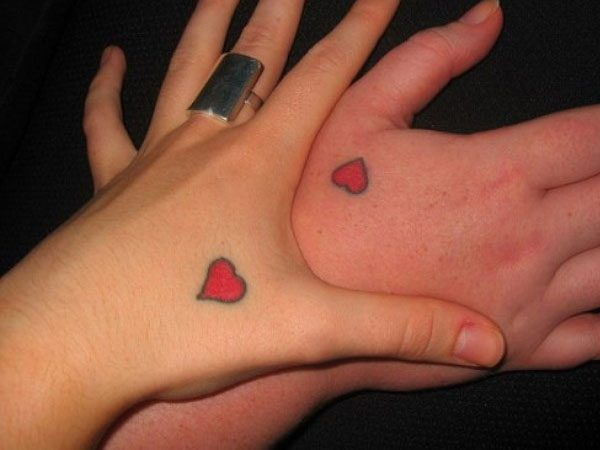 f4631a637 Love Tattoos For Couples - 25 Lovely Collections | Design Press