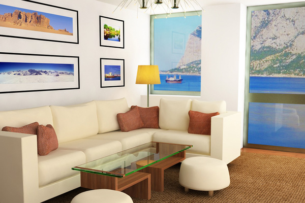 Pictures Living Room