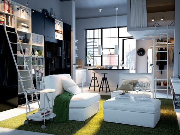 Storage Ideas For Small Spaces - 25 Stylish Collections ...