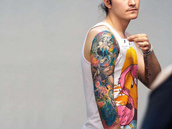 color tattoo 45 Sensational Tattoo Designs For Men